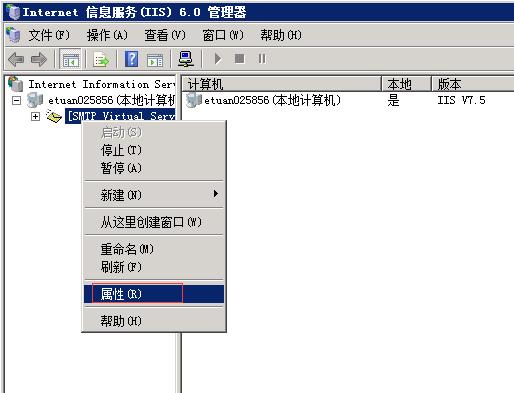 windows 2008搭建SMTP邮件服务器发送邮件教程(图2)