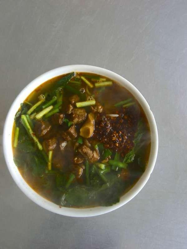 芜湖杨家巷小吃和云南米线